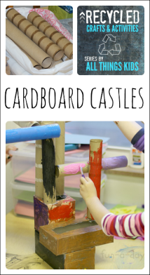 cardboard activity